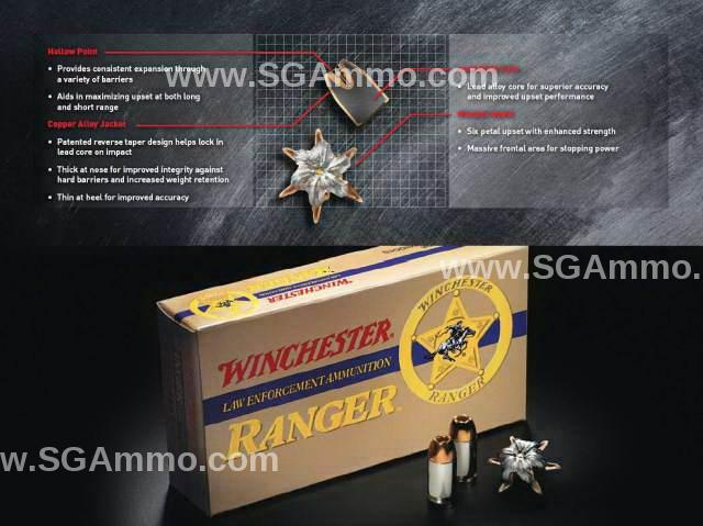 500 Winchester 9mm 500 rd Case 9mm Winchester
